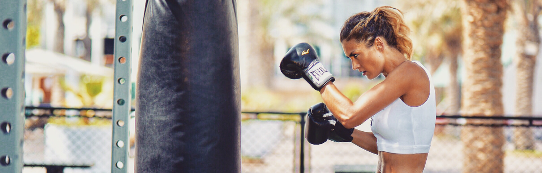 Fiona Erdmann boxing
