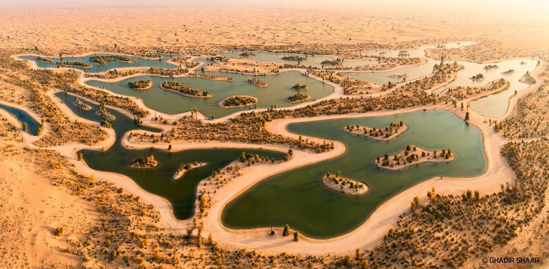 Qudra Lake Dubai